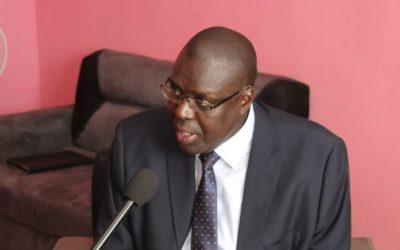 Boubacar Seye, le président de l'ONG Horizons est libre