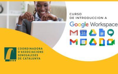 Curso de introducción a herramientas de Google